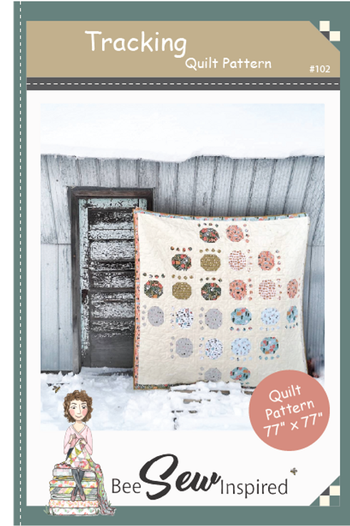 Tracking Quilt Pattern