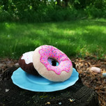 Stuffed Doughnut Tutorial