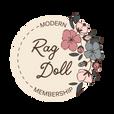 Modern Rag Doll Membership... coming 2021