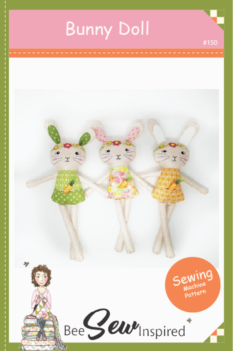 Bunny Doll - Sewing Pattern