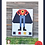 Thumbnail: Be A Superhero - Courage Quilt Pattern