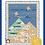 Thumbnail: Mountain Sky Mini Quilt Pattern