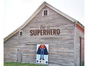 Be A Superhero Quilt Patterns