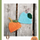 Thumbnail: Pumpkin Doll Hat - Knitting Pattern