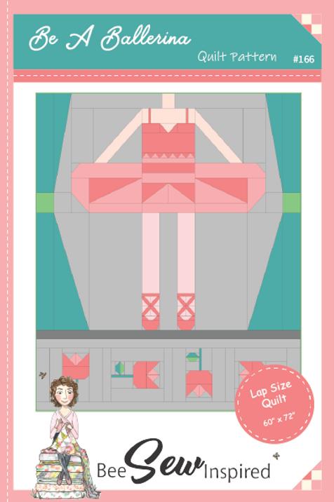 Be A Ballerina Quilt Pattern