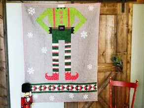 Be An Elf Quilt Pattern