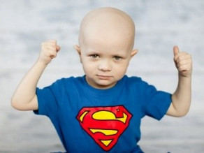 Meet Caleb - a BIG superhero in a little boy's body