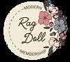 Modern Rag Doll Membership