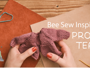 The Bee Sew Inspired Promo Team