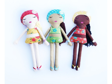 Inspired Doll Making