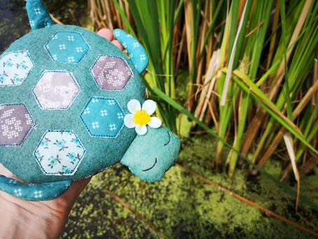 Turtle Softie Tutorial