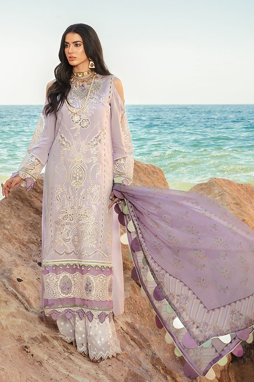 NOOR Luxury Lawn '21 By Sadia Assad