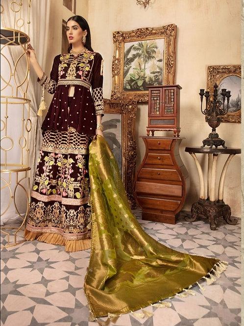 Emaan Adeel Velvet Edition