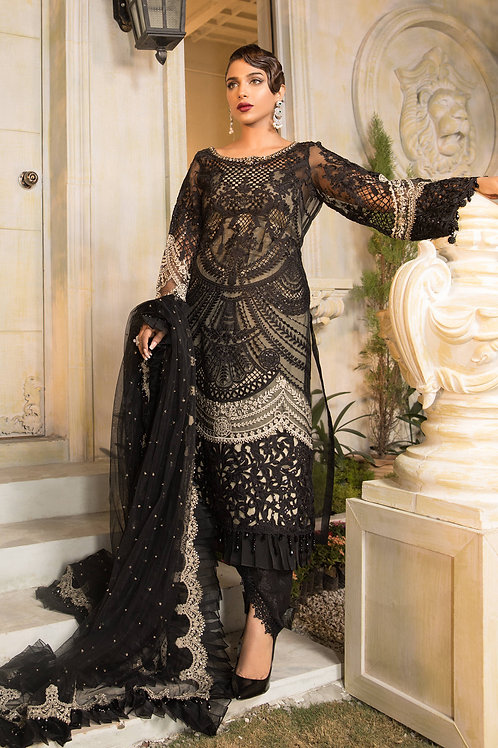 MARIA.B MBROIDERED COLLECTION EID '21