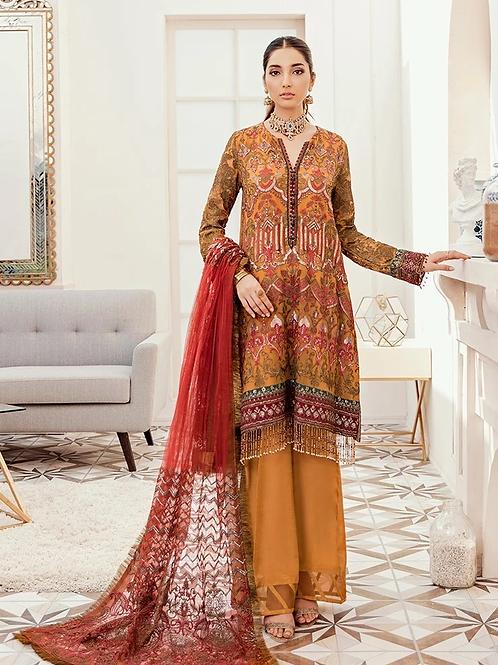 Afrozeh La Fuchsia