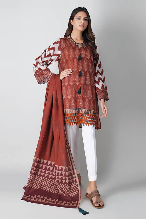 KHAADI SPRING SUMMER LAWN COLLECTION '21