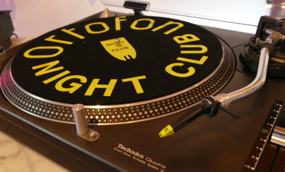 Technics SL-1210 - The one and only