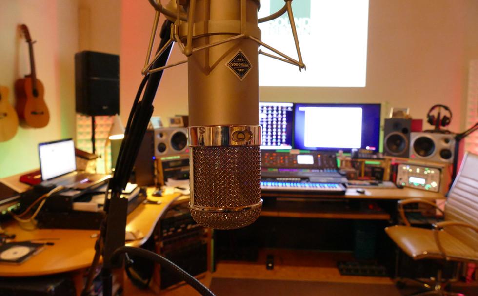 State-of-the-Art Gesangsmikrofone