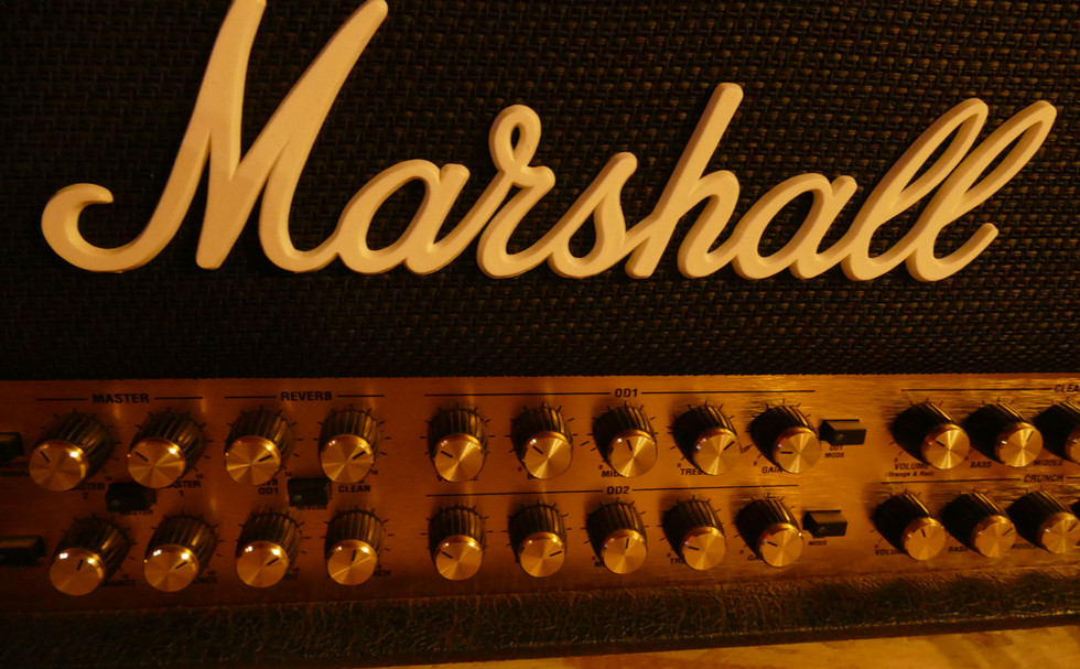 Marshall Sound - It´s your Choice