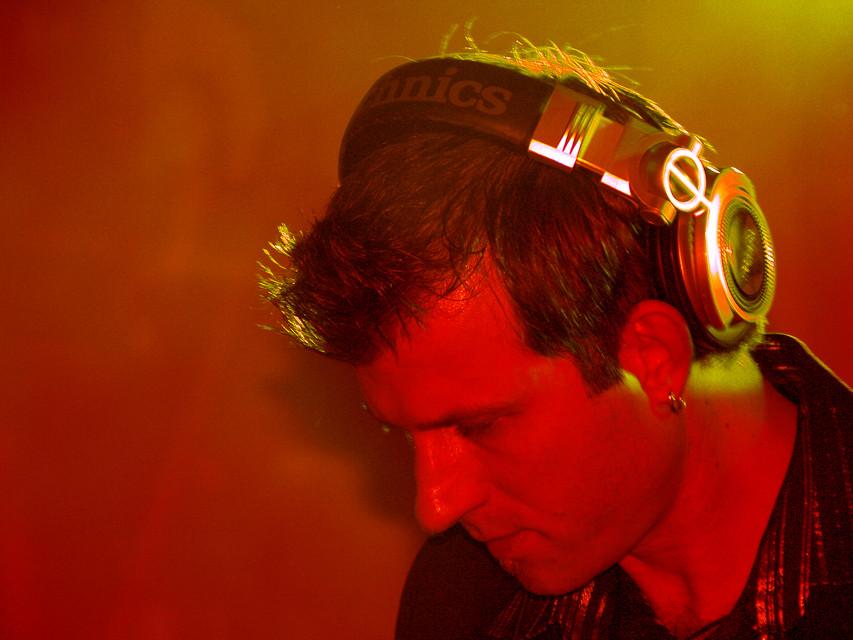 Event DJ Robbie Hochwind