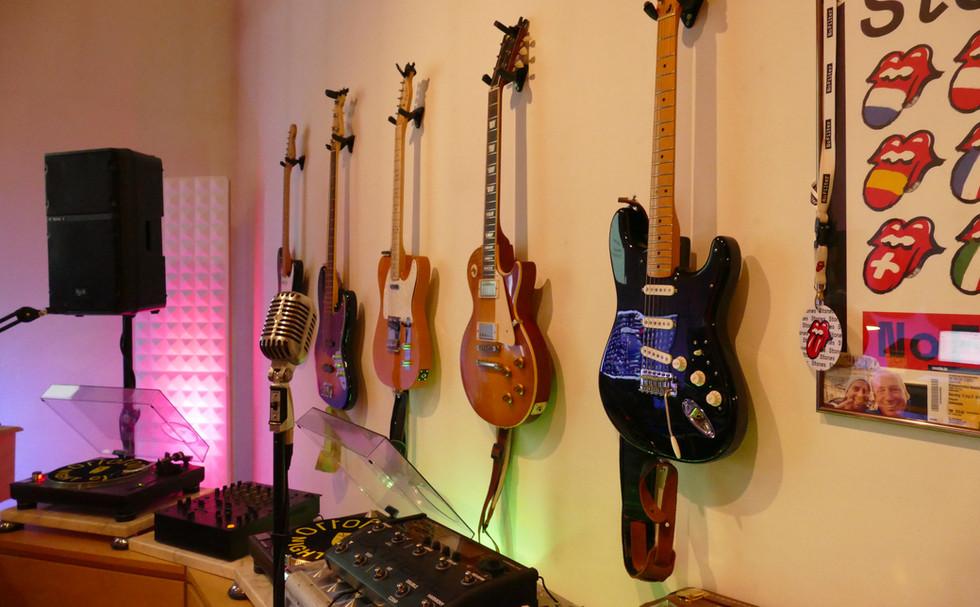 Gitarrenauswahl für den perfekten Sound