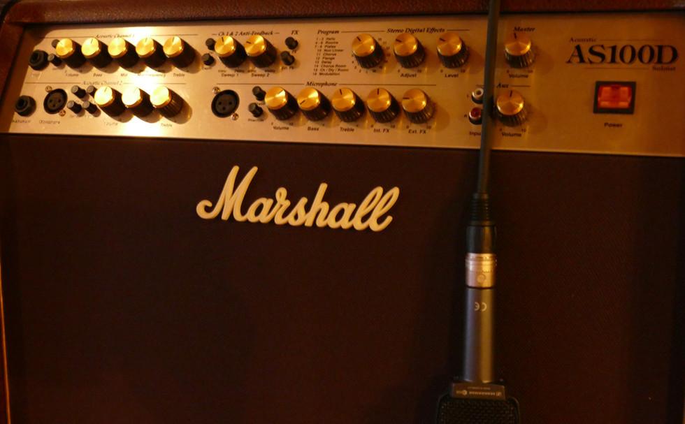 Marshall AS100D Akustik-Amp