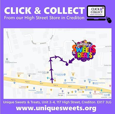 Unique Sweets & Treats_Click & Collect_D