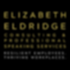 Elizabeth Eldridge square logo - with ta