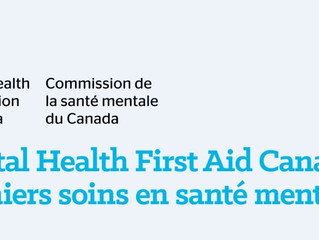 Mental Health First Aid for Seniors now available!