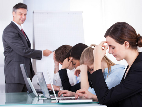 Failure to Thrive: The Massive Impact of Presenteeism in the Workplace