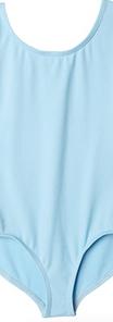 Blue leotard for ages 5-9