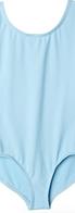 Blue leotard for ages 6-9