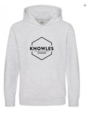 Knowles Light Grey Hoodie