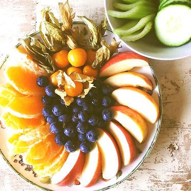 gezonde snack | copyright Tanja Van Beek