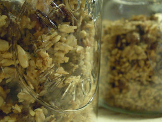 RECEPT: granola (graanvrij)
