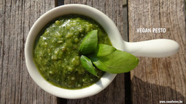 RECEPT: vegan pesto
