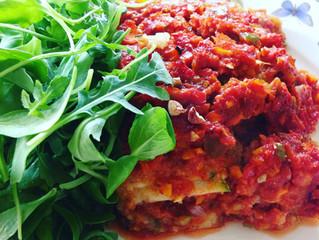 RECEPT: groentenlasagne