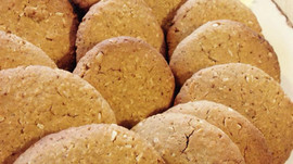 RECEPT: kokos-quinoakoekjes