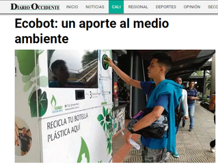 Ecobot: un aporte al medio ambiente