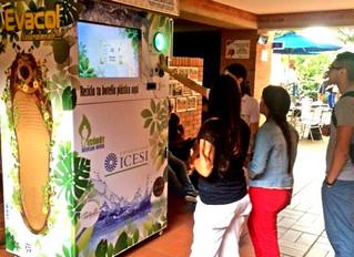 Ecobot, una novedosa estrategia para incentivar el reciclaje en Cali