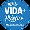 Logo DALE VIDA AL PLASTICO - SIN FONDO.p