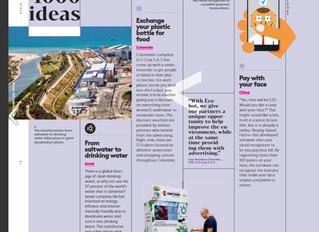 One World 1000 ideas - Ecobot