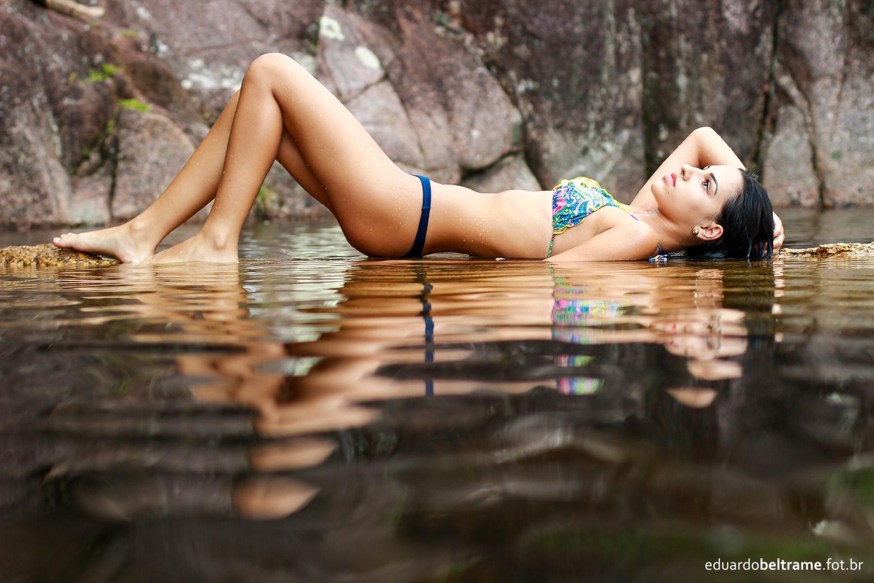Jéssica | Cachoeira