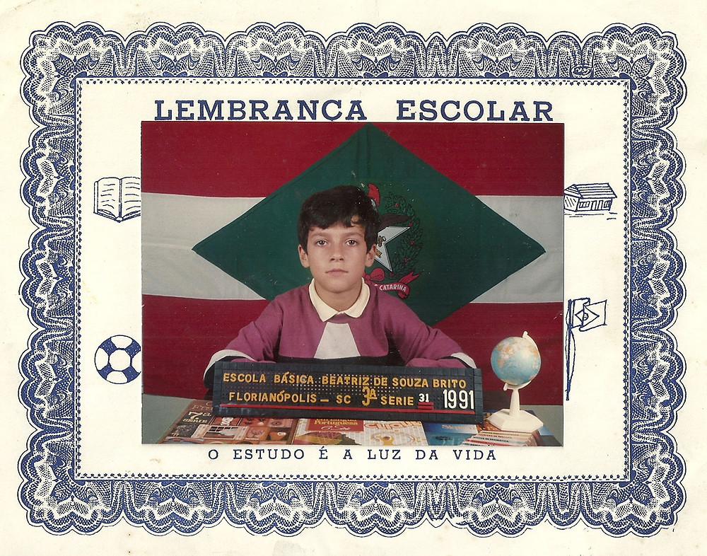 Eduardo Escolar 1991