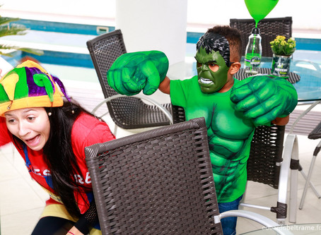 5 anos do Hulk!