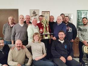 Al Club Pescatori del Benaco basta la presenza di una sola barca per vincere il  1° Trofeo coregone