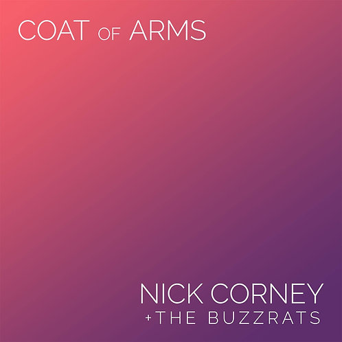 Coat of Arms EP - CD