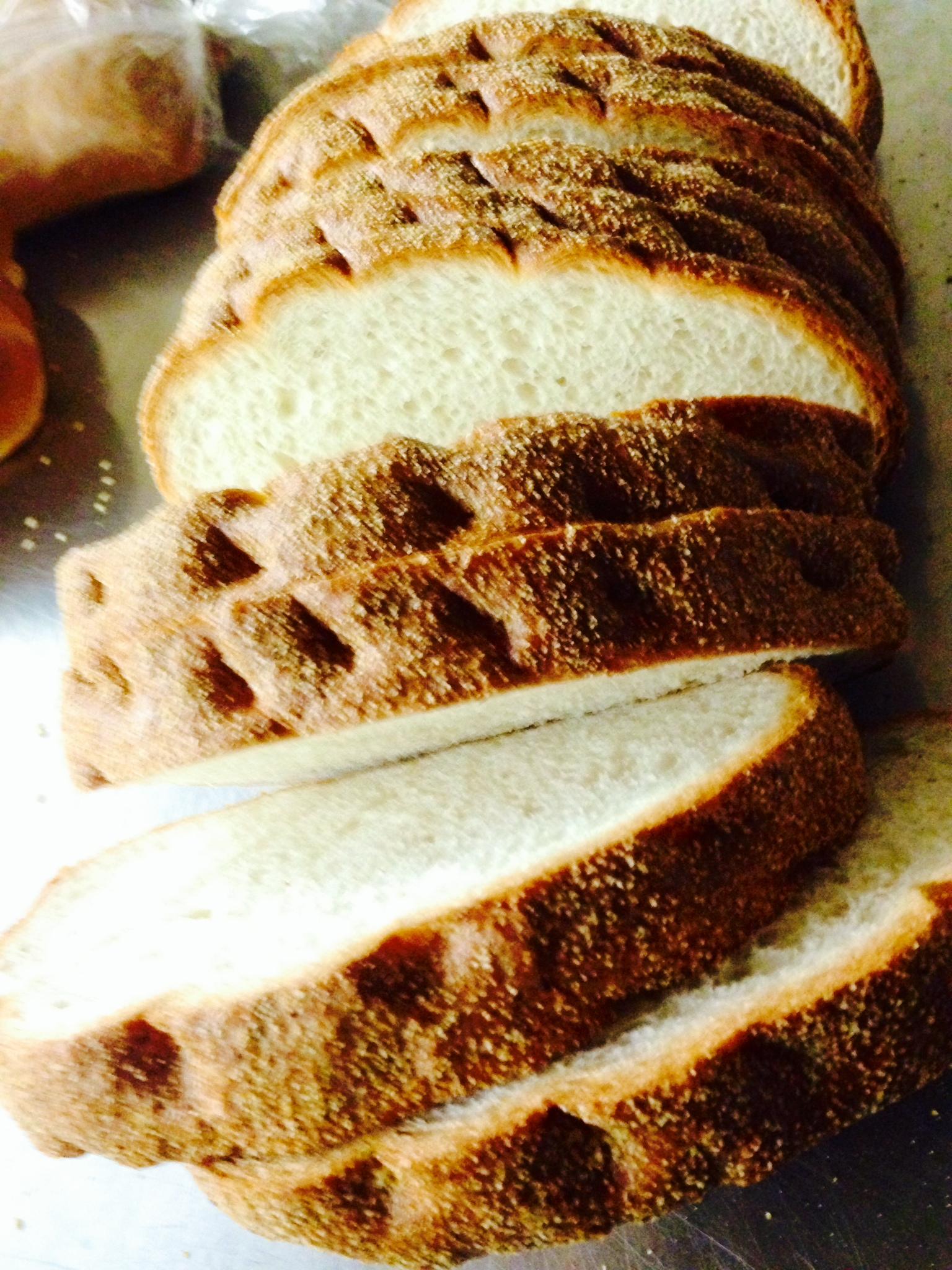 Pane Di Casa Slice