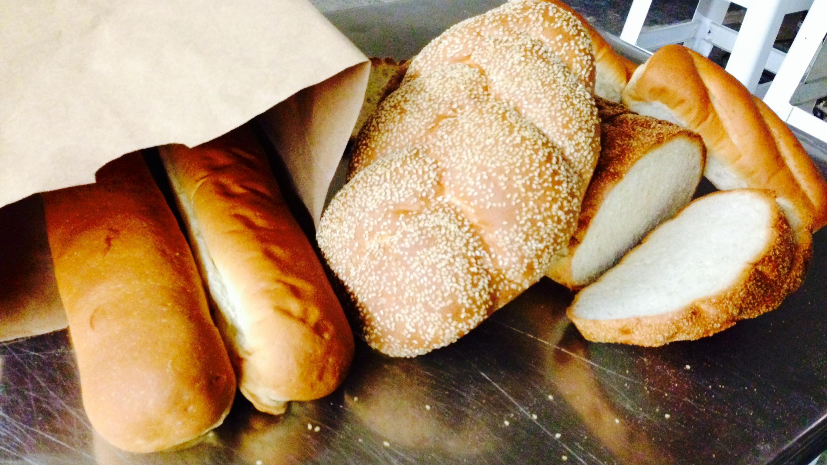 Sub Sandwich Bread, Custom, Pane