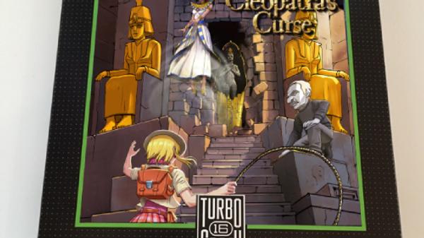 Jessie Jaeger in Cleopatra's Curse Turbografx HuCard